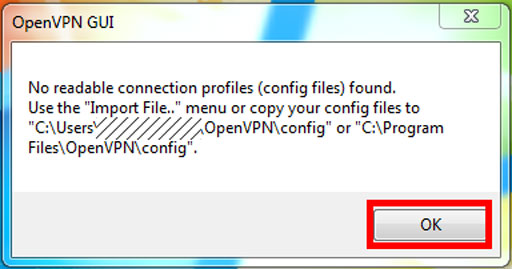 Windows VPN Install – Software Install Error